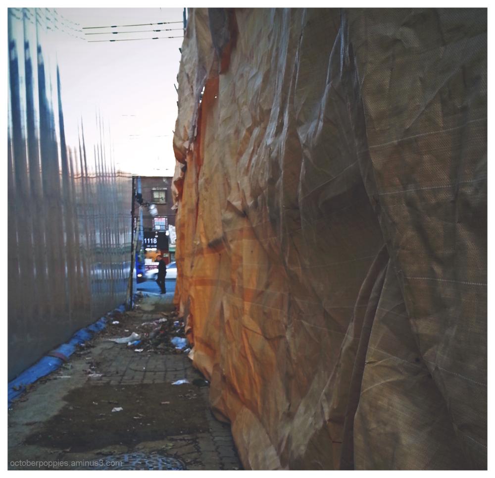 Urban passageway, 1