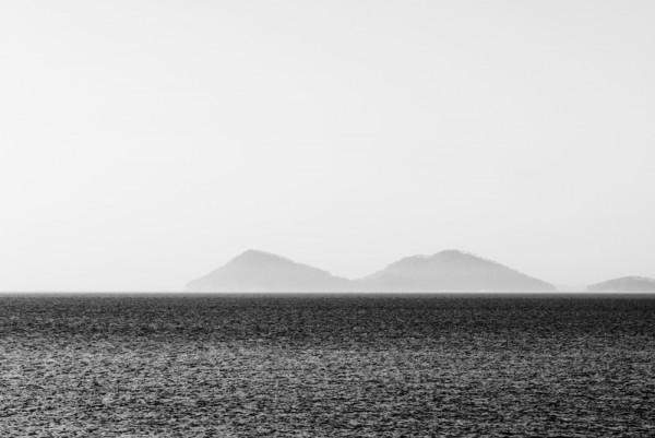 islands in the distance
