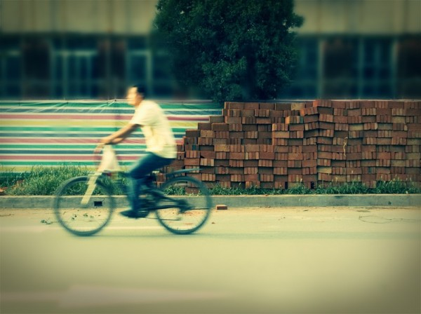 Bicycle in beijing