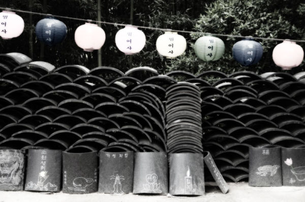 Buddha's Birthday, Beomeosa Temple, Busan, Korea