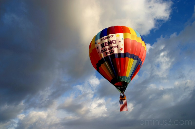The Great Reno Ballon Races