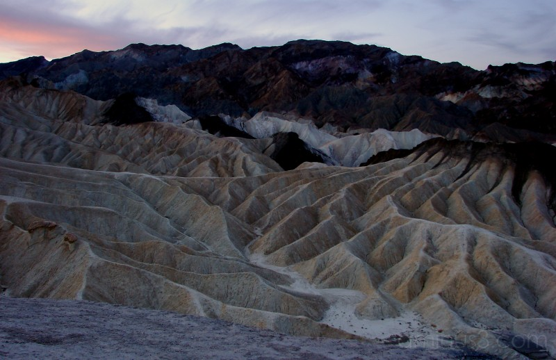 Death Valley, California - 2007