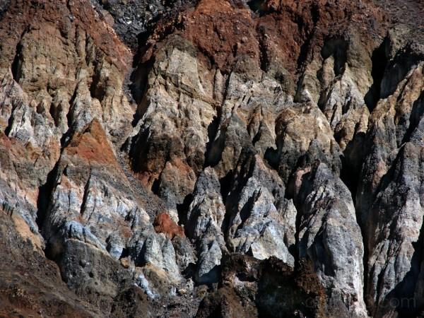 Mountains - Death Valley, California - 2007