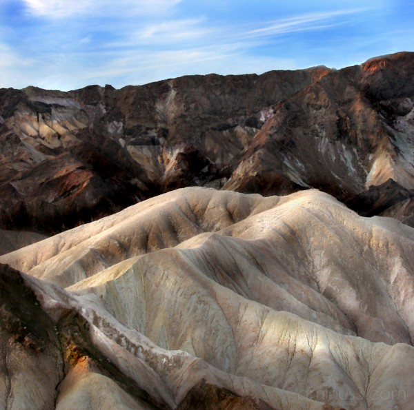 From the Zabriskie Point Series - Death Valley -