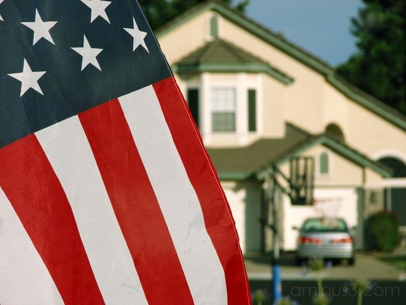 Political/social correctness in suburban America 2