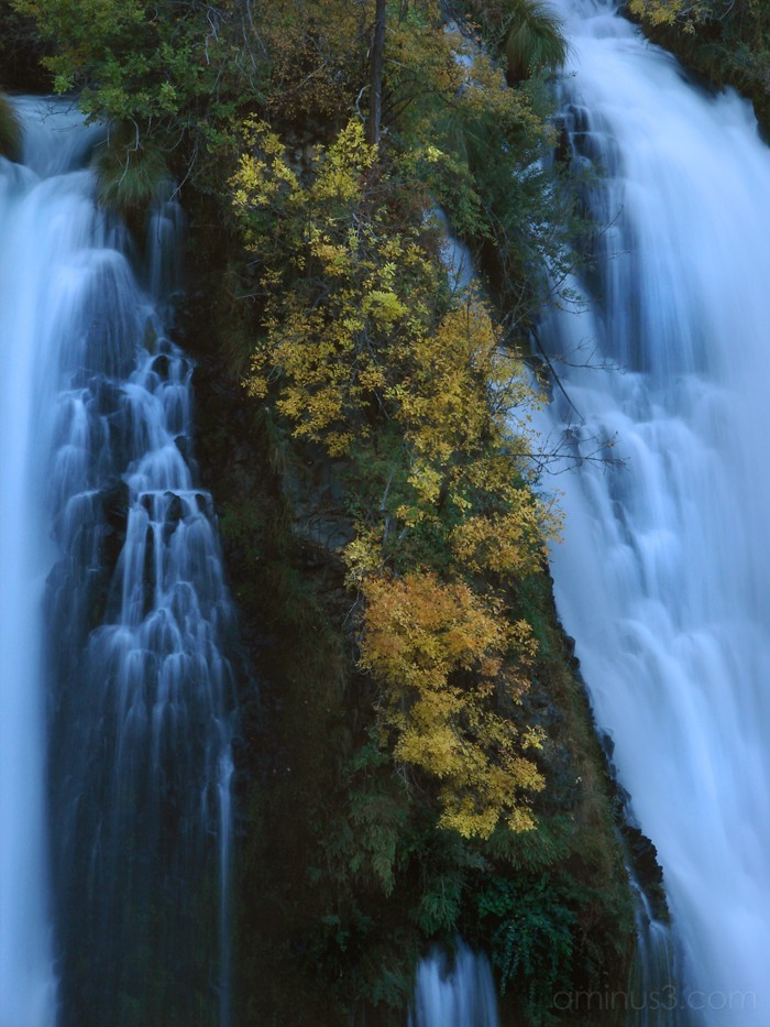 Burnie Falls, California