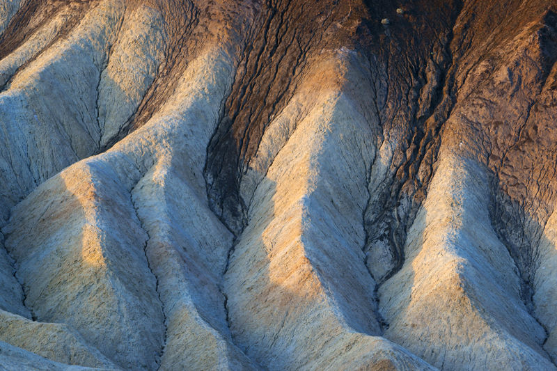View from Zabriskie Point III - Death Valley, CA