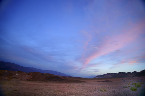 Artists Drive - Death Valley, CA
