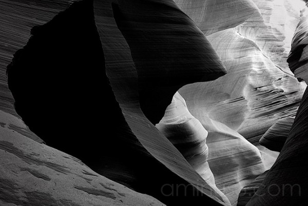 A Slot Canyon