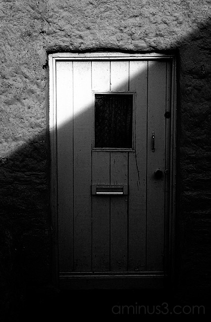 Doorway - Co. Kerry, Ireland