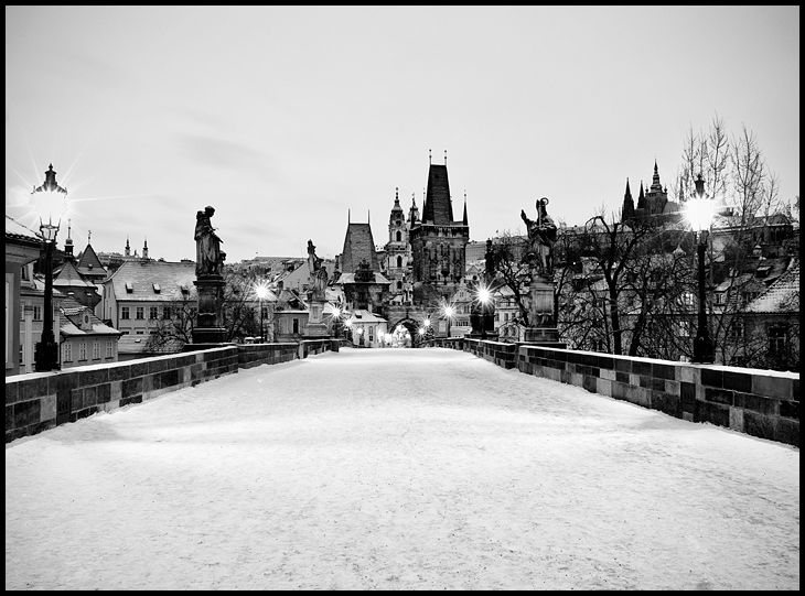 Karluv Most, Praha