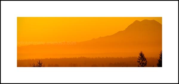 Cascadia Sunrise II