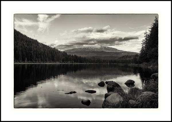 Mt. Hood, Evening