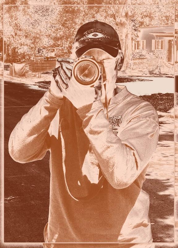 Crazy Camera Guy
