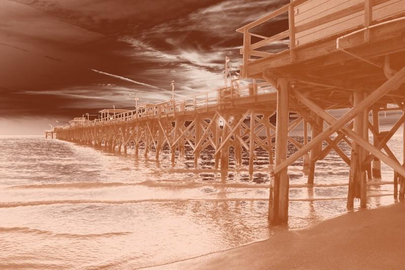 Gradient Pier