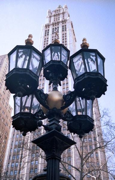 Lamp post I