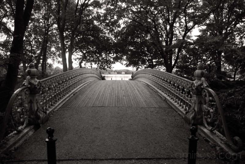 central park bridges, nyc