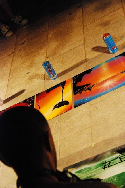 krk painting croatia high-iso