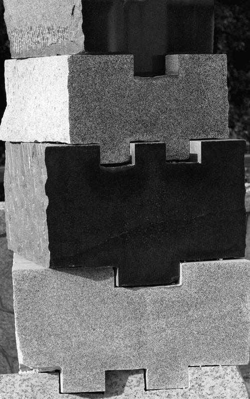 Sculpture forms.