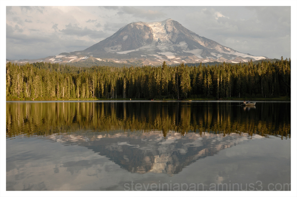 mount adams taklakh lake