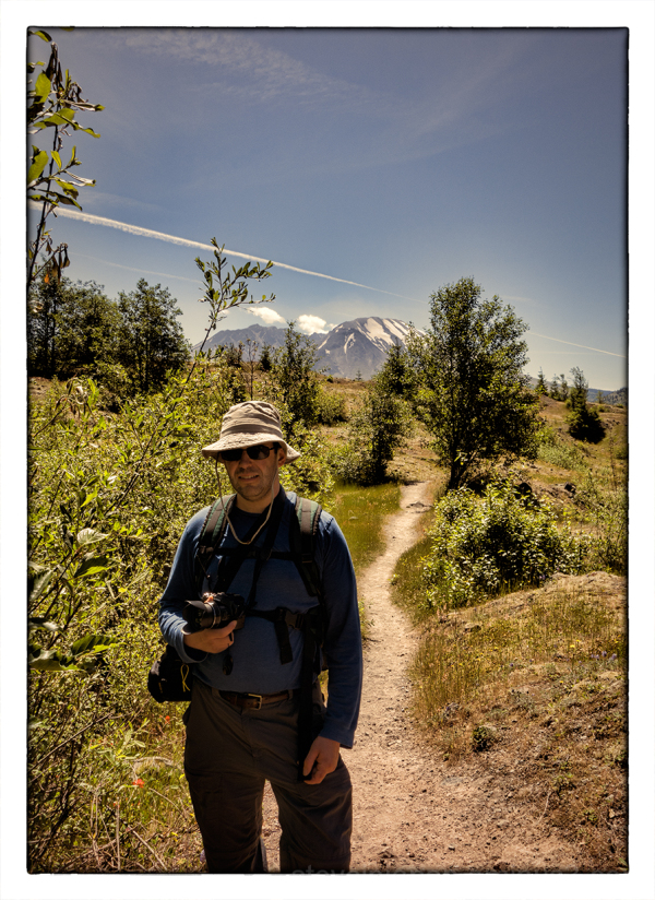 The Hummocks Trail near Mount St. Helens.