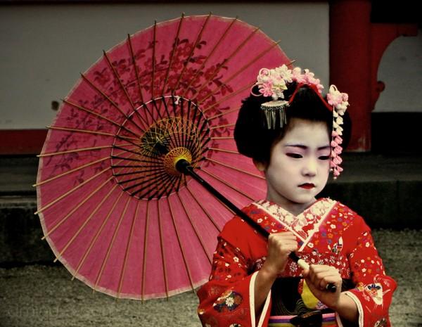 Kids [2 of 3] - 舞妓 (Maiko)