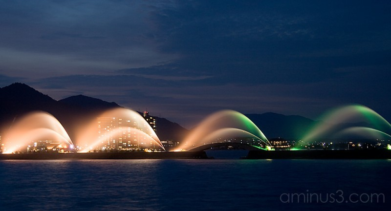 The Fountains of Lake Biwa 1/5