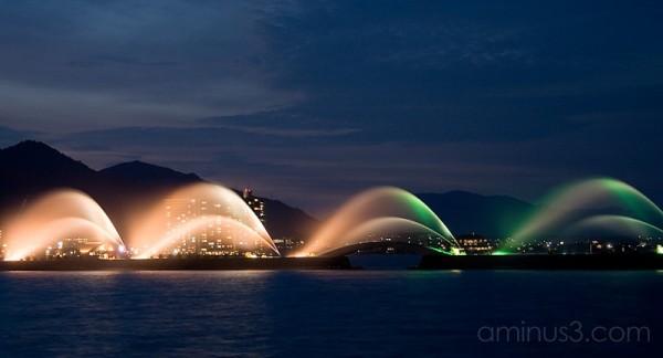 The Fountains of Lake Biwa 1/5