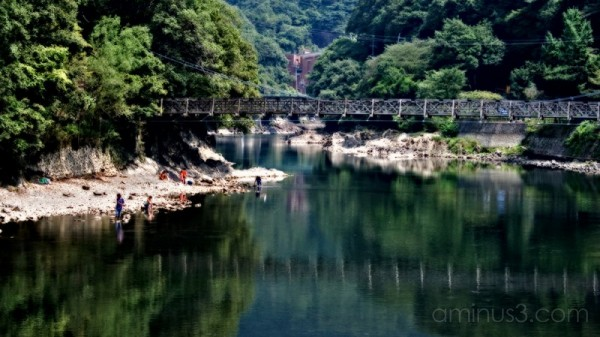 The Bridge Over The River Uji