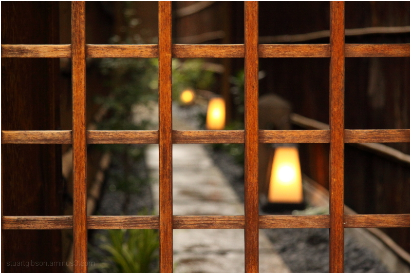 lines & lanterns