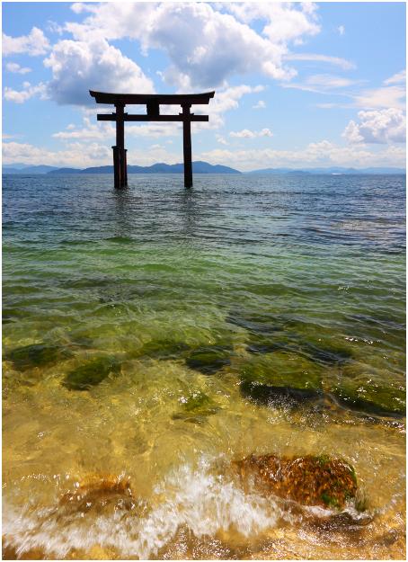 shirahige - 白鬚 (Lake Biwa)