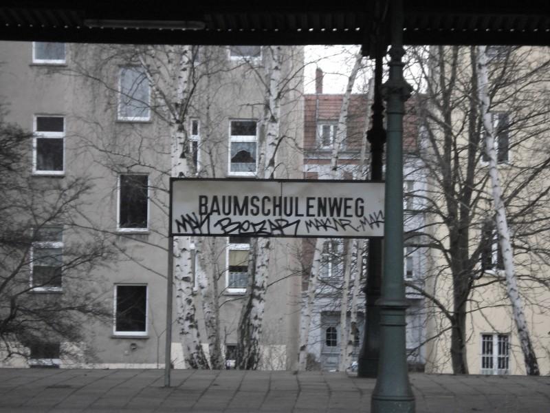 S-Bhf Baumschulenweg