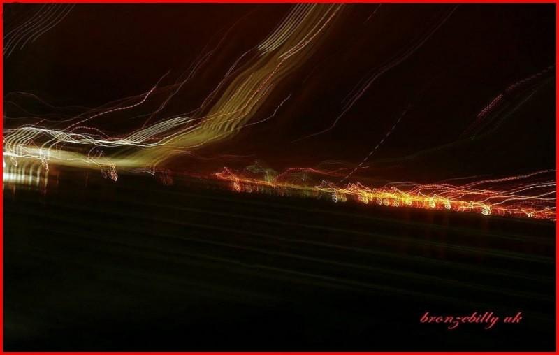 locomotive electronic light
