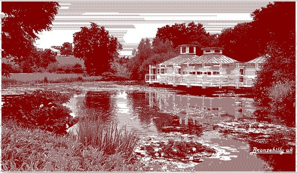 Summer House on the lake.....