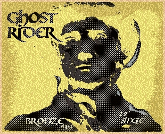 ghost rider album cover