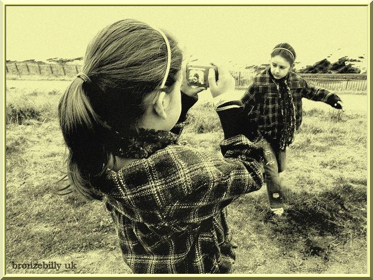 twinsnot self photo Saffron bronzebilly