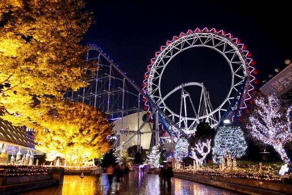 Illumination in Tokyo Dome