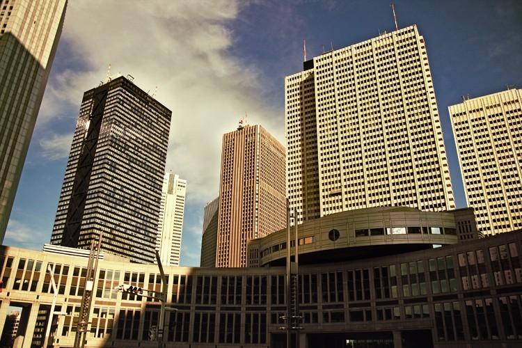 Sunny city