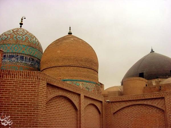 Sheikh Safi al-Din's tomb