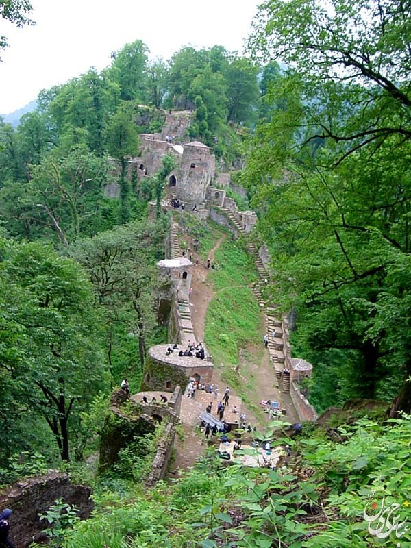 Roodkhan Castle Fortress