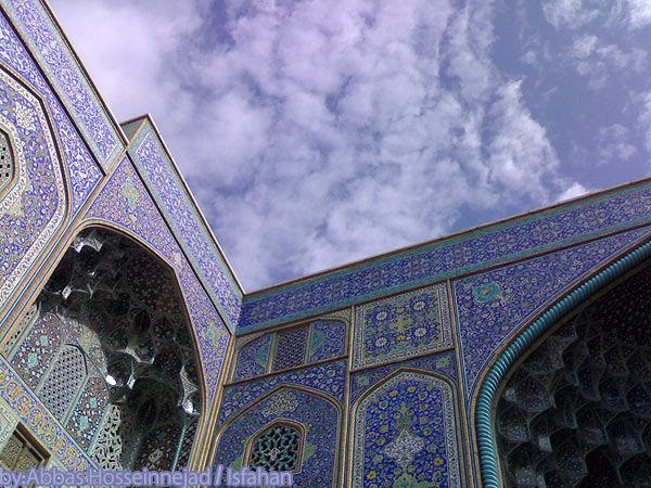 Sheikh Lotfollah mosque مسجد شیخ لطف الله
