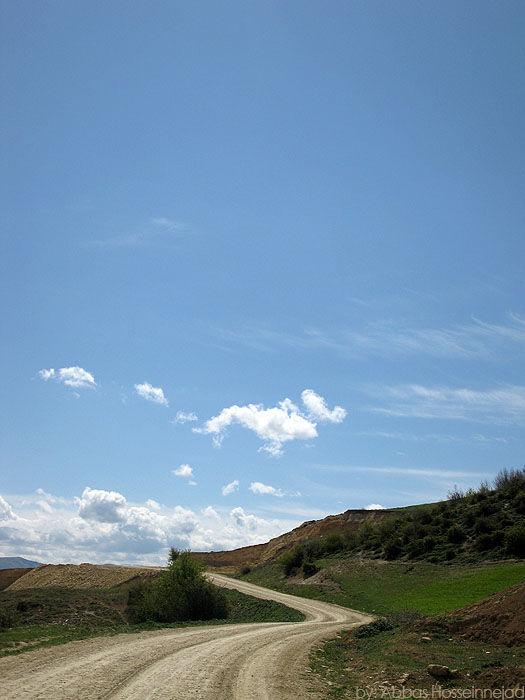 راه تا ابرها