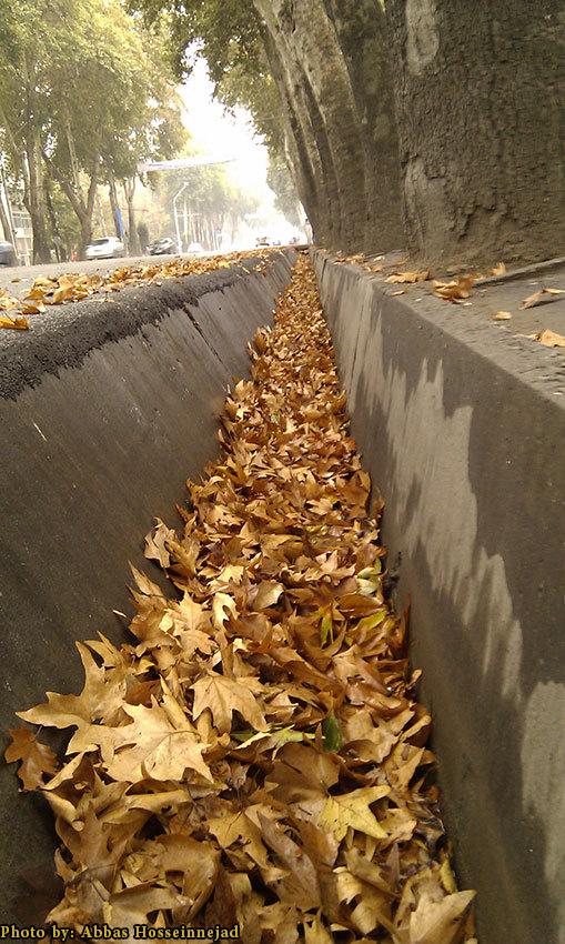 پاییز در تاجیکستان