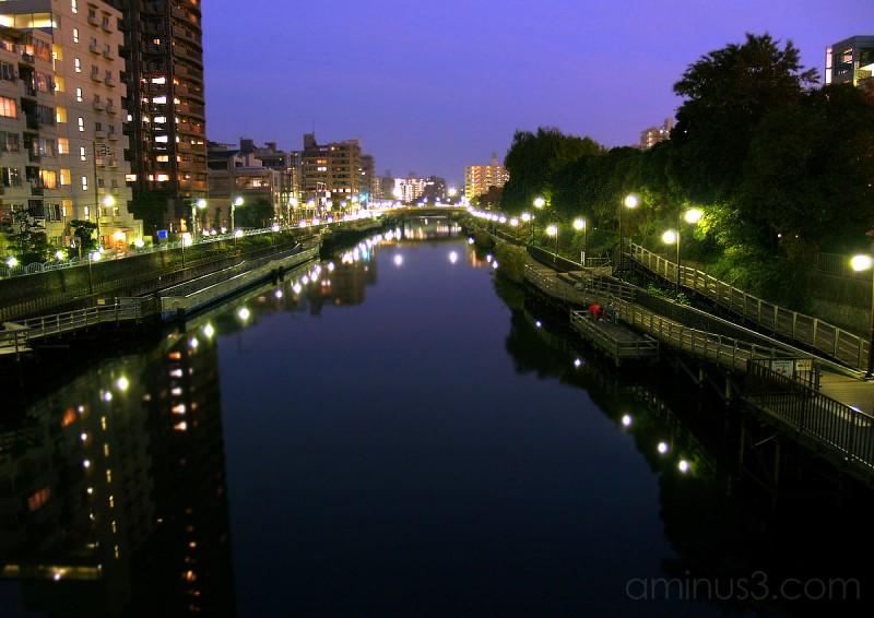 Glass River Tokyo