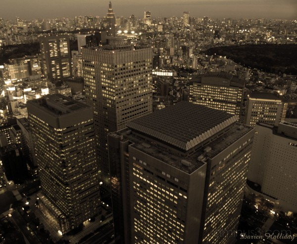Shinjuku Buildings part 4