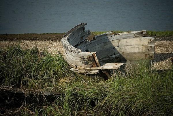 broken hull