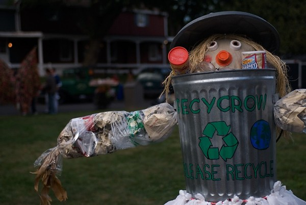 recycle-crow