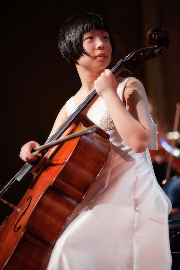 NJIO with Hyewon Kim on Cello