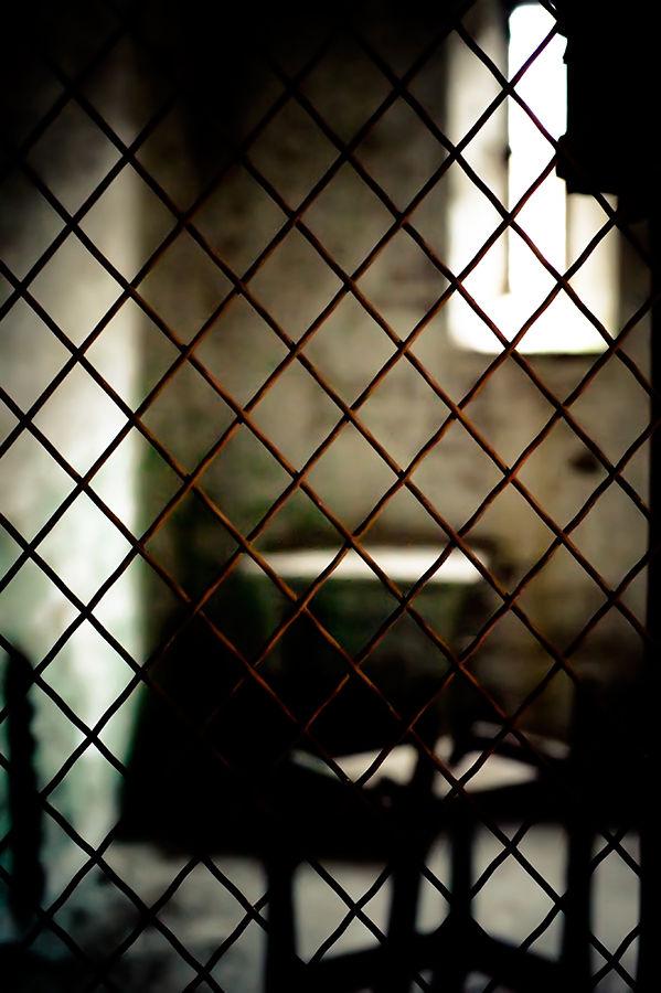 Death Row Eastern State Penitentiary Philadelphia