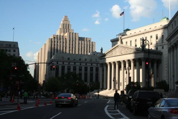City Hall New York City Courts